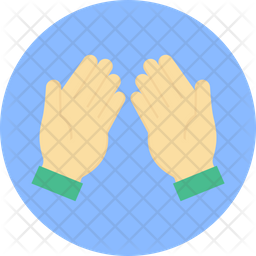 Prayer Flat Icon