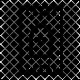 Prayer Mat Line Icon
