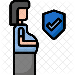 Pregnant protection Icon