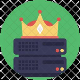 Premium Sever Icon