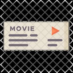 Premium Ticket Icon