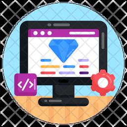 Premium Website Icon