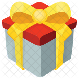 Present Icon Of Isometric Style Available In Svg Png Eps Ai Icon Fonts
