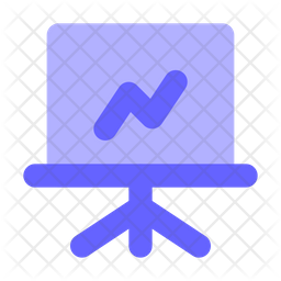 Presentation-board Icon