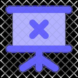 Presentation-board Icon