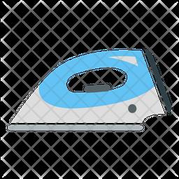 Press Iron Flat Icon