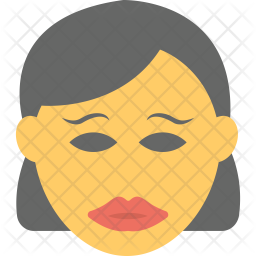 Pretty woman Icon