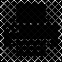 Print Glyph Icon