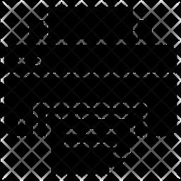 Printer Glyph Icon