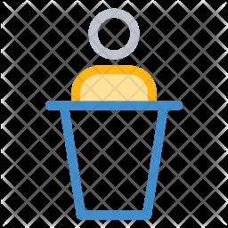 Prison Colored Outline Icon