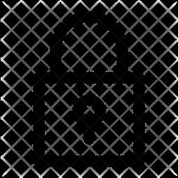 Privacy Line Icon