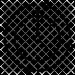 Processing Line Icon