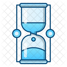 Processing time Colored Outline Icon