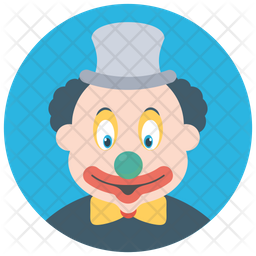 Producing Clown Icon
