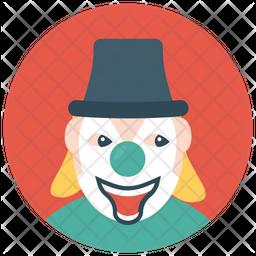 Producing Clown Icon