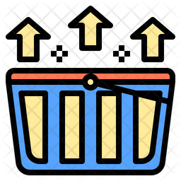 Product outflow Icon