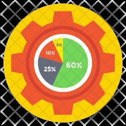 Production Analysis Icon
