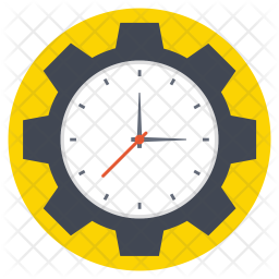 Production Time Icon