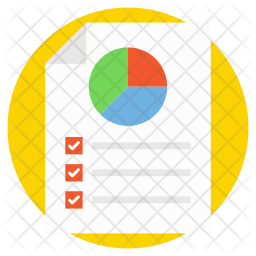 Productivity Report Icon