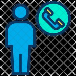Profile Call Icon