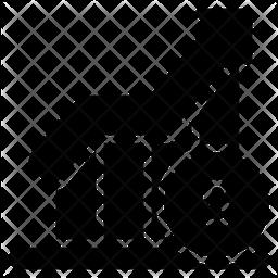 Profit Glyph Icon