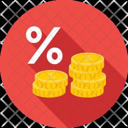 Profit Ratio Icon