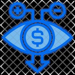 Profit View Icon