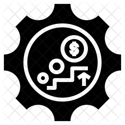 Progress Glyph Icon