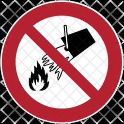 Prohibition Icon