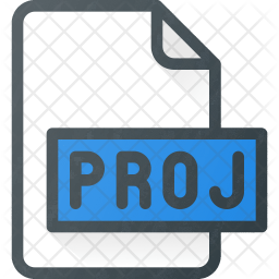 Project Icon of Colored Outline style - Available in SVG ...