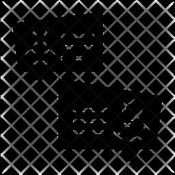 Project Consultation Glyph Icon