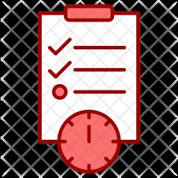 Project Deadline Icon