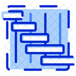 Project Management Colored Outline Icon