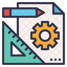 Project Management Icon Of Colored Outline Style Available In Svg Png Eps Ai Icon Fonts