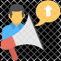 Promote Employees Icon