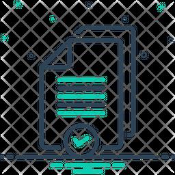 Proper Line Icon