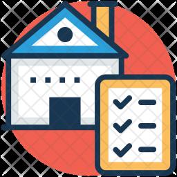 Property Agreement Icon