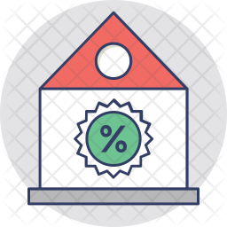 Property Discount Icon