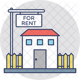 Property For Rent Icon