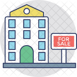Property For Sale Icon