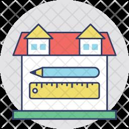 Property Measurement Icon