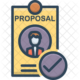 Proposal Done Icon
