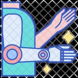 Prosthetic Arm Icon