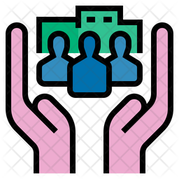 Protect Employees Icon