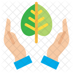 Protect Nature Flat Icon