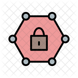 Protected, Network, Lock, Privacy Icon
