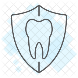 Protection tooth Icon