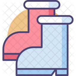 Protective Footwear Icon
