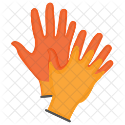 Protective Gloves Icon
