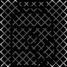 Protein Line Icon